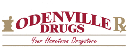 Odenville Drugs Logo